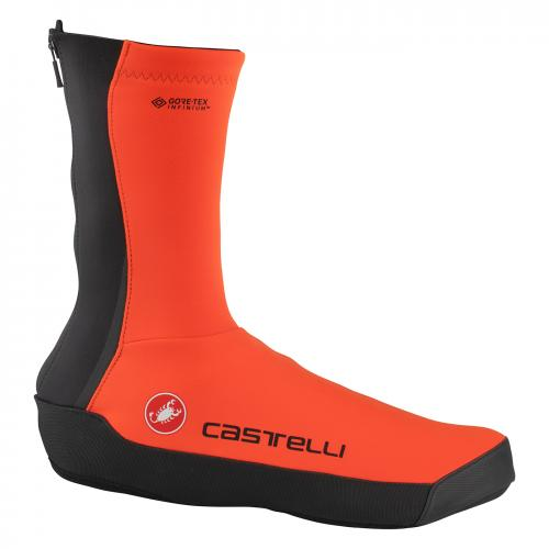 Castelli Intenso UL Überschuhe Orange Herren  20538-656