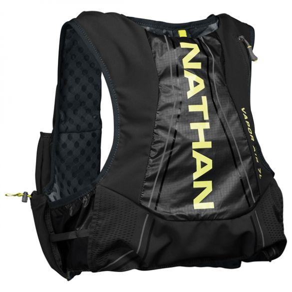 Nathan VaporAir2 Rucksack + Trinksystem 7L Schwarz/Gelb Herren  00970018