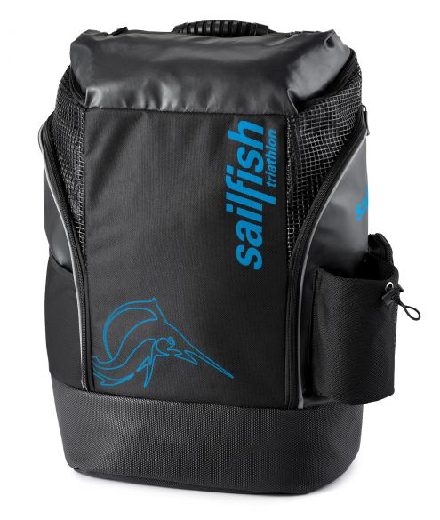 sailfish triathlon rucksack cape town 35 liter schwarz. Black Bedroom Furniture Sets. Home Design Ideas