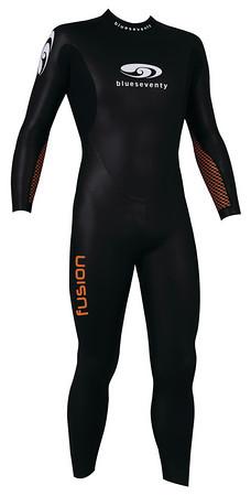 Blueseventy Fusion fullsleeve wetsuit Herren size SMT  WSFFS12BLK00ML