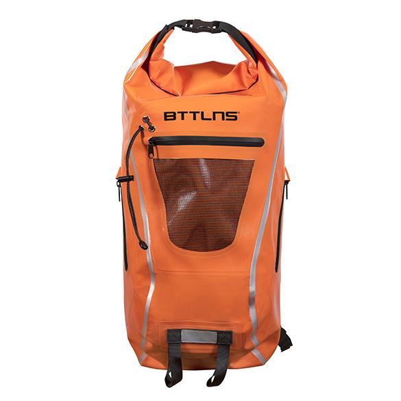 BTTLNS Agenor 1.0 wasserdichter Rucksack Orange  0121005-034