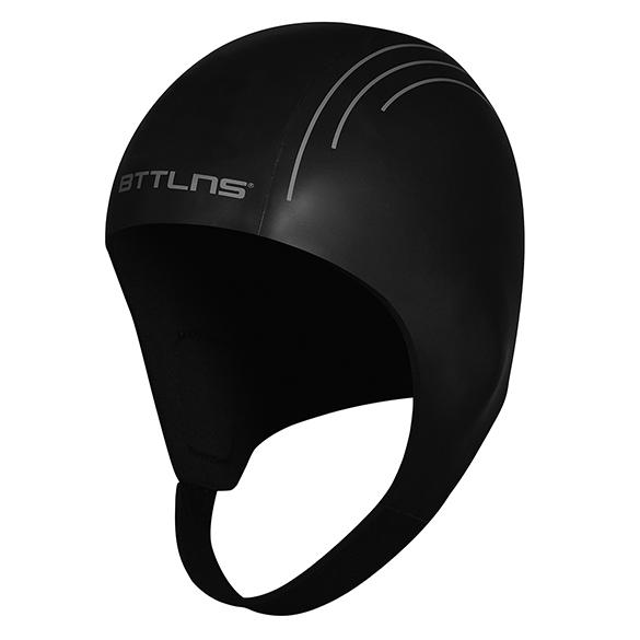 BTTLNS Neopren Swim cap Khione 1.0 Schwarz  0120010-010