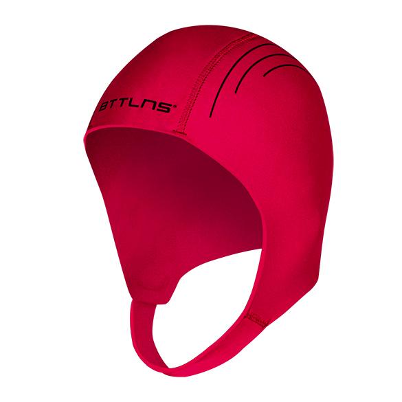 BTTLNS Neopren Swim cap Khione 1.0 Rot  0120010-003