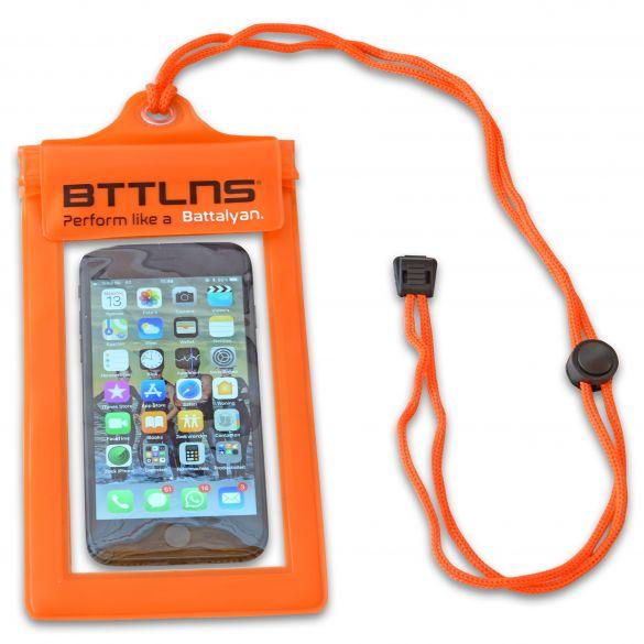 BTTLNS Wasserdichte Handytasche Iscariot 1.0 Orange  0317011-034