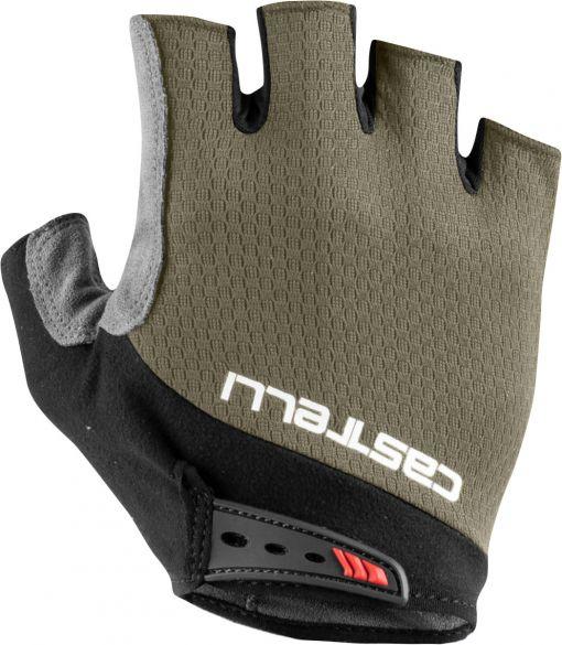 Castelli Entrata V Handschuhe Grun Herren  21075-364