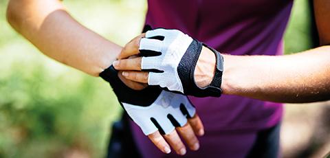 Fahrrad-Handschuhe