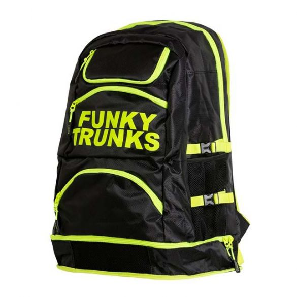 Funky Trunks Elite Schwimmtasche Night lights  FTG003N01582