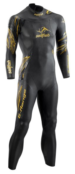 Sailfish G-Range fullsleeve wetsuit Herren  SL134118