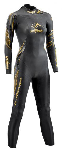 Sailfish G-Range fullsleeve wetsuit Damen  SL142618