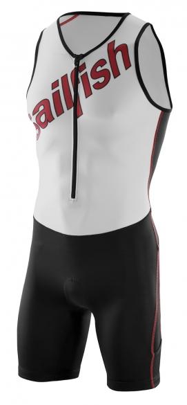 Sailfish Tri suit Team Rot-Weiß Herren     sl21739