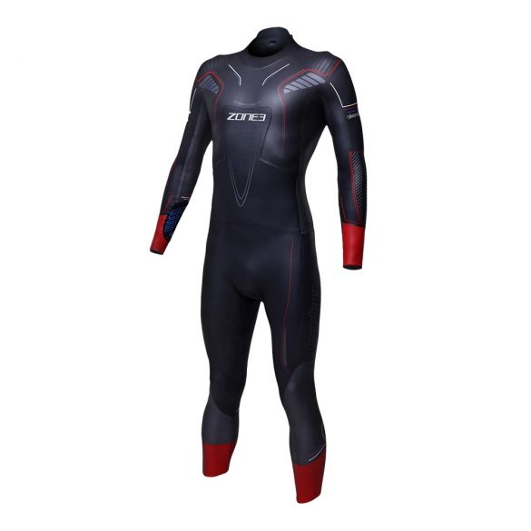 Zone3 Vanquish (2018) demo wetsuit Herren Größe ML  WS18MVAN101DEMOML