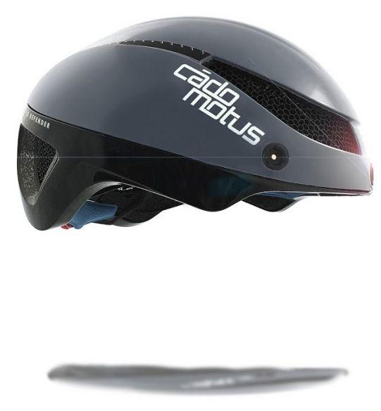 Cádomotus Omega Aerospeed Helm Grau  CMS.06.65