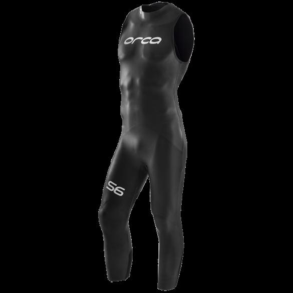 Orca S6 sleeveless wetsuit Herren  FVNK
