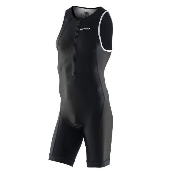 Orca Core Race Trisuit ärmellose Schwarz Herren  KC1301