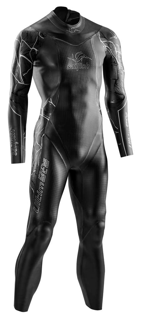 Sailfish Ultimate IPS fullsleeve wetsuit Herren  SL5547