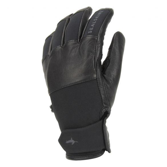 Sealskinz Waterproof Cold Weather handschuhe Schwarz  12100106-0001