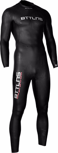 BTTLNS Gods demo Wetsuit Shield 1.0 Größe ML+  0117001-023-DEMO-ML+