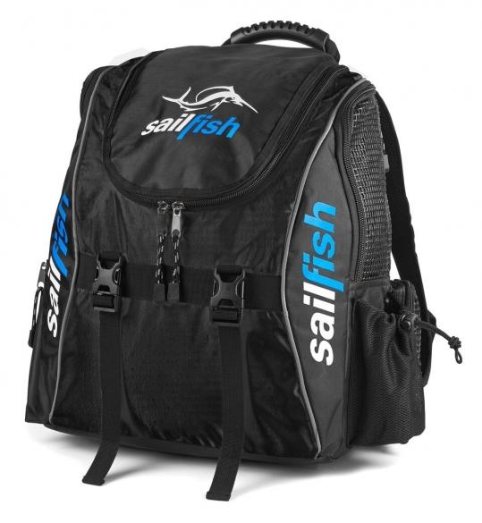 7c0fa5a98ac53 Sailfish Transition backpack Schwarz online kaufen beim tri-shop24.de