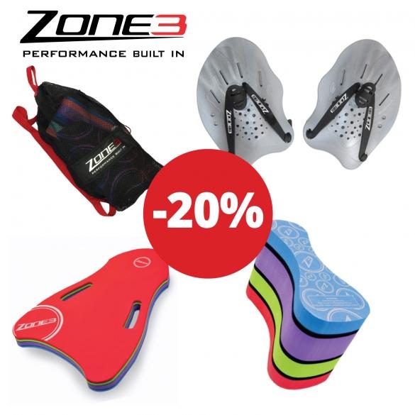 Zone3 Schwimmtraining Vorteilspaket  ZOZWPAK