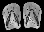 Handpaddel Silber