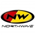 Northwave Storm MTB Helm Schwarz/Grün/Weiß Herren  8614100301