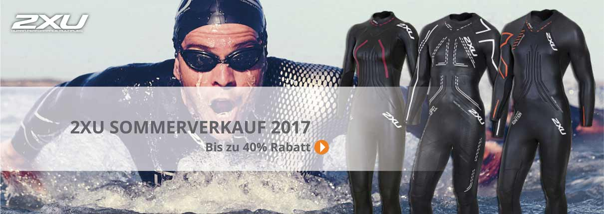 2XU triathlon ausverkauf