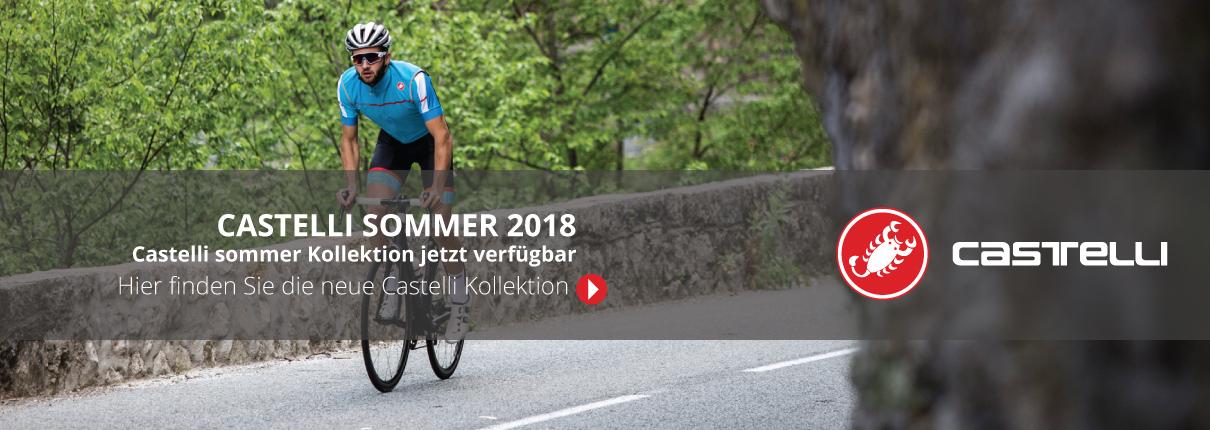 Castelli summer 2018 nieuw