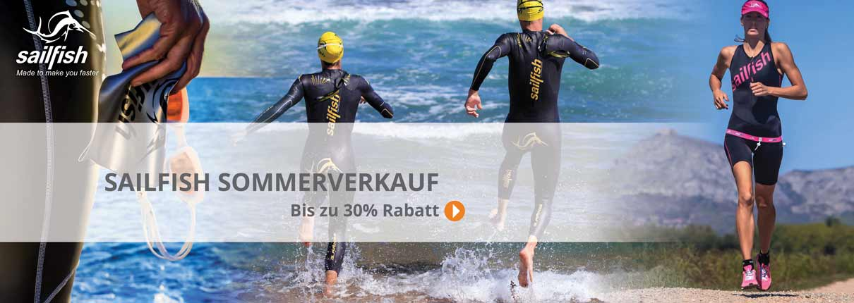 Sailfish triathlon ausverkauf