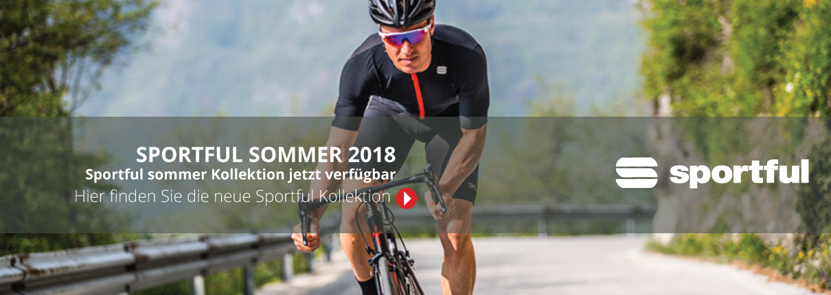 Sportful zomer collectie 2018